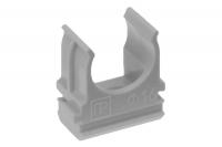 Крепеж-клипса для гофрированных  труб д16  Промрукав 0616