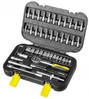 Набор слесарно-монтажного инструмента STAYER MASTER 46 предметов 27760-H46