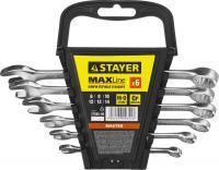 Набор комбинированных гаечных ключей 6-14мм, 6шт STAYER MASTER 27085-H6
