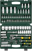 Набор торцовых головок 1/2', 1/4', 95шт Kraftool EXPERT QUALITAT 27883-H95_z02