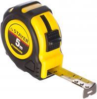Измерительная рулетка 5х19мм STAYER STANDARD 34025-05