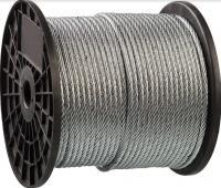 Трос стальной DIN 3055 (6 мм, 120 м) Зубр 4-304110-06