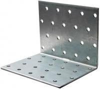 Равносторонний крепежный угол Tech-Krep 100Х60х60 x 2,0 - накл. 126385