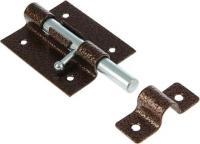 Дверная задвижка Tech-Krep 7 медь -пакет 138875