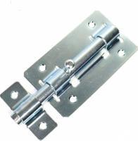 Дверная задвижка Tech-Krep 8 без покрытия -пакет 138876