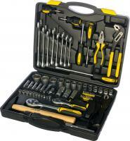 Набор слесарно-монтажного инструмента 72шт STAYER MASTER 27760-H72