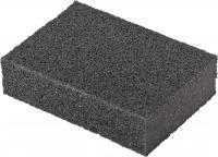 Губка для шлифования (100х70х25 мм, P120, мягкая) MATRIX 75704