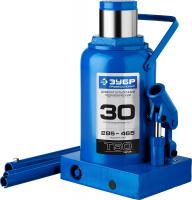 Гидравлический бутылочный домкрат 30т, 285-465мм, ЗУБР Профессионал T50 43060-30_z01