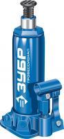 Гидравлический бутылочный домкрат 6т, 215-415мм, в кейсе ЗУБР T50 43060-6-K_z01