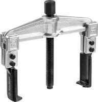 Раздвижной съемник, 2-захватный 100 мм, ЗУБР Профессионал 43313-170-100