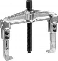 Раздвижной съемник, 2-захватный 105 мм, ЗУБР Профессионал 43310-160-100