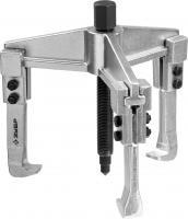 Раздвижной съемник, 3-захватный, 90 мм, ЗУБР Профессионал 43312-180-090