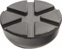 Опора резиновая универсальная 89 мм для подкатного домкрата MATRIX 50910