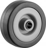 Колесо (50 мм, г/п 35 кг, резина/полипропилен) ЗУБР 30956-50