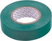 Изолента MATRIX ПВХ, 19 мм х 20 м, зеленая, 150 мкм 88781