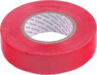 Изолента MATRIX ПВХ, 19 мм х 20 м, красная, 150 мкм 88779