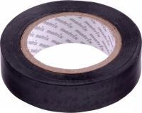 Изолента MATRIX ПВХ, 19 мм х 20 м, черная, 150 мкм 88778