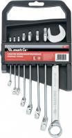 Набор комбинированных ключей 6-19мм, 8шт MATRIX 15422
