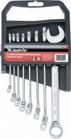 Набор комбинированных ключей 8 - 19 мм MATRIX 15418