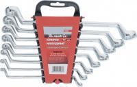 Набор накидных ключей 6–22 мм MATRIX 15332