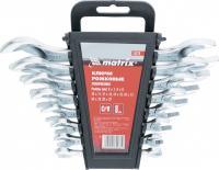 Набор рожковых ключей 6 х 22 мм MATRIX 15276