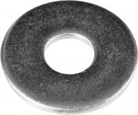 Кузовная шайба ЗУБР DIN 9021, 20 мм, 5 кг, оцинкованная 303820-20