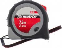 Рулетка 7,5 м х 25 мм Continuous fixation MATRIX 31090