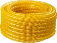 Шланг напорно-всасывающий со спиралью ПВХ (30 м, 32 мм, 10 атм) ЗУБР 40327-32-30