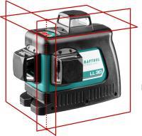 Лазерный нивелир KRAFTOOL LL-3D 34640-2
