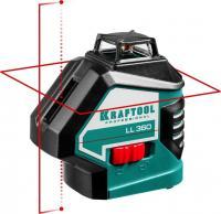 Лазерный нивелир KRAFTOOL LL360 34645