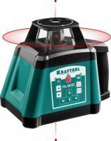 Ротационный лазерный нивелир KRAFTOOL RL600L 34600