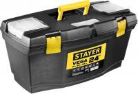 Ящик для инструмента STAYER VEGA-21 пластиковый 38105-21_z03