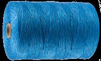 Зубр Шпагат ЗУБР многоцелевой полипропиленовый, синий, 1200текс, 60м 50035-060