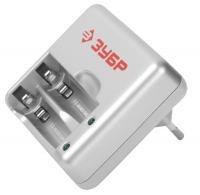 Зарядное устройство (Ni-MH, 2хААА/АА) ЗУБР 59251-2