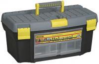 Пластмассовый ящик для инструмента STAYER UNIVERSAL 18' 2-38011-18