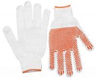 Перчатки трикотажные с защитой от скольжения (размер L-XL) 'Master' Stayer 11404-XL