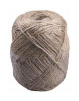 Шпагат джутовый 4-ниточный (1.2 мм, 90 м, 1.12 ктекс) Зубр 50120-090