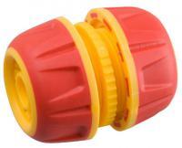 Муфта пластмассовая с TPR 1/2'-3/4' Premium Grinda 8-426445