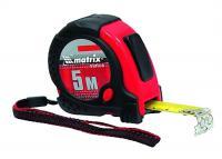 Рулетка 5 м х 25 мм Status magnet fixation MATRIX 31029