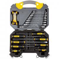 Набор инструментов, 26 предметов, STAYER PROFI 27710-H26