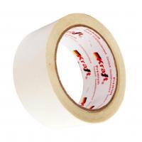 Скотч Kraft  клейкая лента малярная белая, 48мм х 30 м